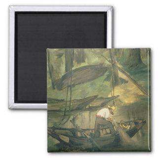 Aimant Manet | le pêcheur, c.1861