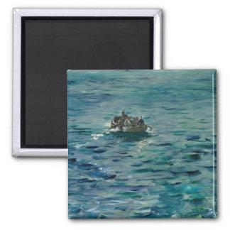 Aimant Manet | l'évasion de Henri de Rochefort