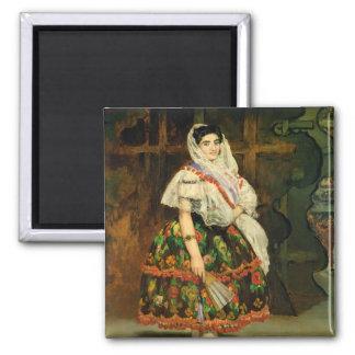 Aimant Manet | Lola de Valence, 1862