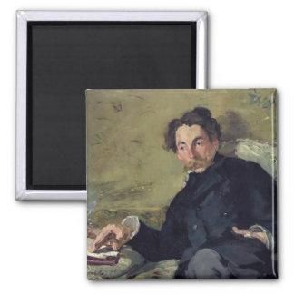 Aimant Manet | Stephane Mallarme 1876