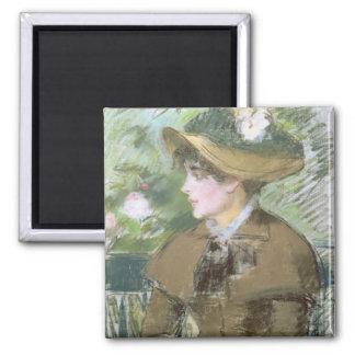 Aimant Manet | sur le banc, 1879