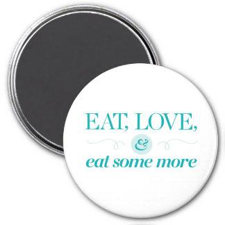 Aimant Mangez, aimez et mangez encore plus