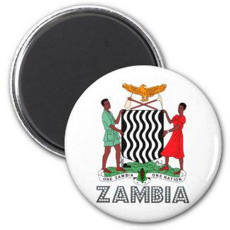 Aimant Manteau de la Zambie des bras