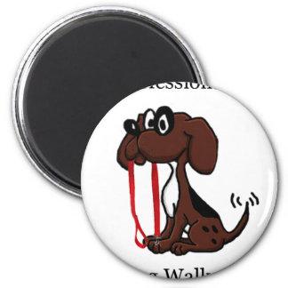 Aimant Marcheur professionnel de chien