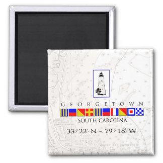 Aimant marin de drapeau de signal de Sc de