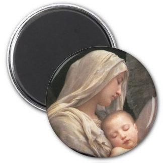 Aimant Mary et Jésus