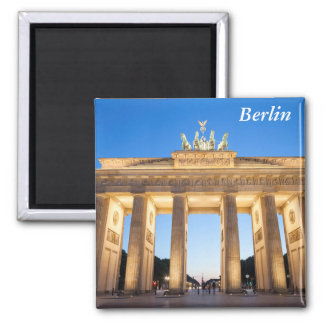 Aimant Massif de roche Berlin de Brandenburger