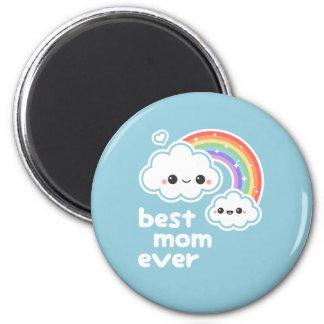 Aimant Meilleure maman mignonne