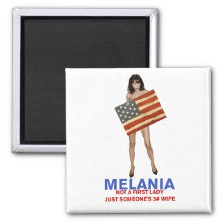 Aimant Melania, pas une première dame quelqu'un 3ème