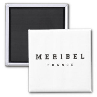 Aimant Meribel France