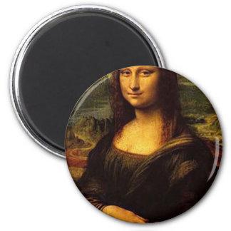 Aimant Mona Lisa