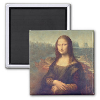 Aimant Mona Lisa par Leonardo da Vinci