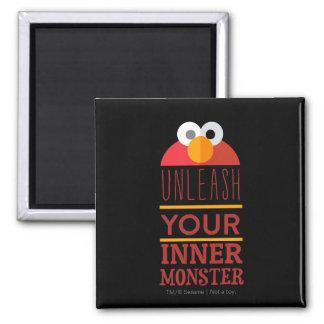 Aimant Monstre intérieur d'Elmo
