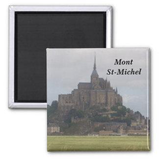 Aimant Mont-St-Michel -