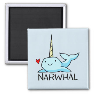Aimant Narwhal
