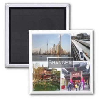 Aimant NC * La Chine - Changhaï