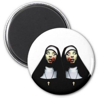 Aimant Nonnes d'horreur