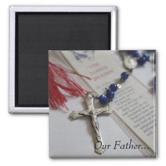 Aimant Notre père