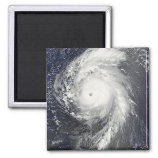 Aimant Ouragan Bill outre des Antilles