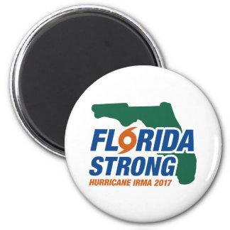 Aimant Ouragan fort Irma de la Floride