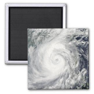 Aimant Ouragan Megi 2
