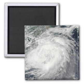 Aimant Ouragan Morakot au-dessus de la Chine
