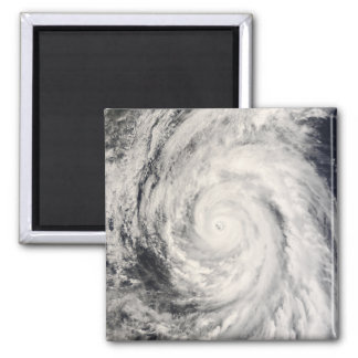 Aimant Ouragan Rammasun en mer philippine