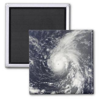 Aimant Ouragan Vamco dans l'océan pacifique