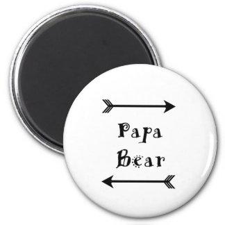 Aimant Ours de papa