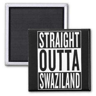 Aimant outta droit Souaziland