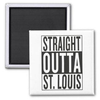 Aimant outta droit St Louis