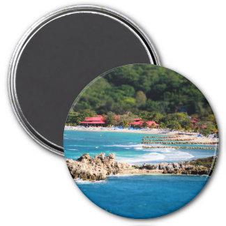 Aimant Paradis tranquille Labadee Haïti d'île