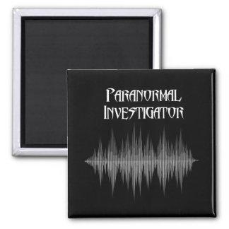 Aimant paranormal de Soundwave d'investigateur