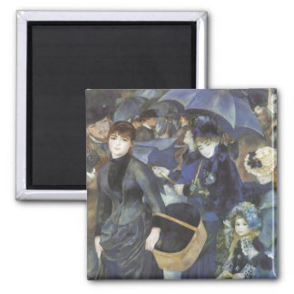 Aimant Parapluies par Pierre Renoir, impressionisme