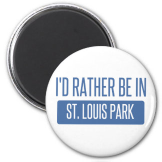 Aimant Parc de St Louis