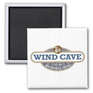 Aimant Parc national de caverne de vent