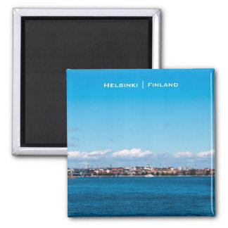 Aimant Paysage urbain de Helsinki