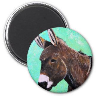 Aimant Peinture d'âne