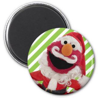 Aimant Père Noël Elmo