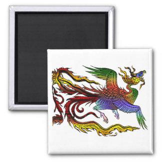 Aimant Phoenix asiatique