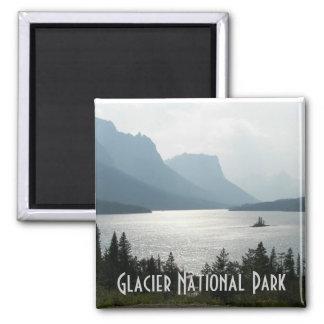 Aimant Photo de voyage de parc national de glacier