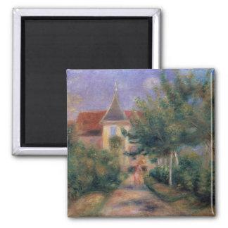 Aimant Pierre maison de Renoir | un Renoir chez Essoyes