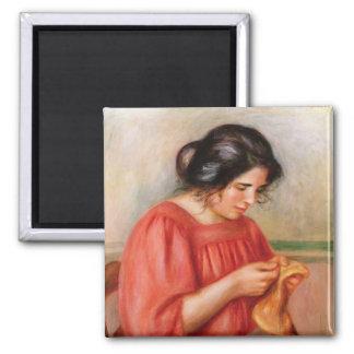 Aimant Pierre raccommoder de Renoir | Gabrielle