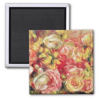 Aimant Pierre roses de Renoir un |