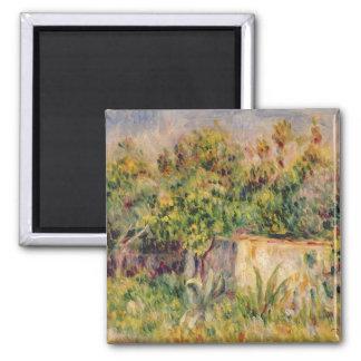 Aimant Pierre un cabine de Renoir | dans une clairière