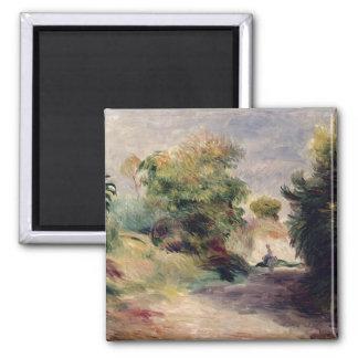 Aimant Pierre un paysage de Renoir | près de Cagnes