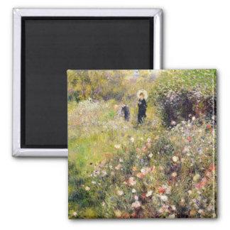 Aimant Pierre un paysage d'été de Renoir |