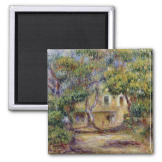Aimant Pierre un Renoir | la ferme chez Les Collettes