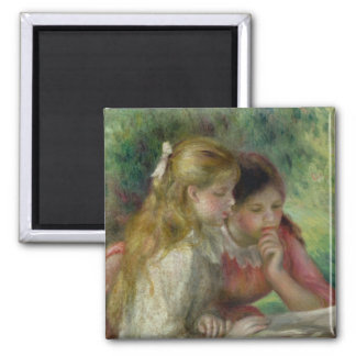 Aimant Pierre un Renoir | la lecture