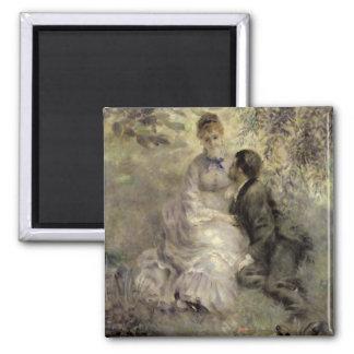 Aimant Pierre un Renoir | les amants